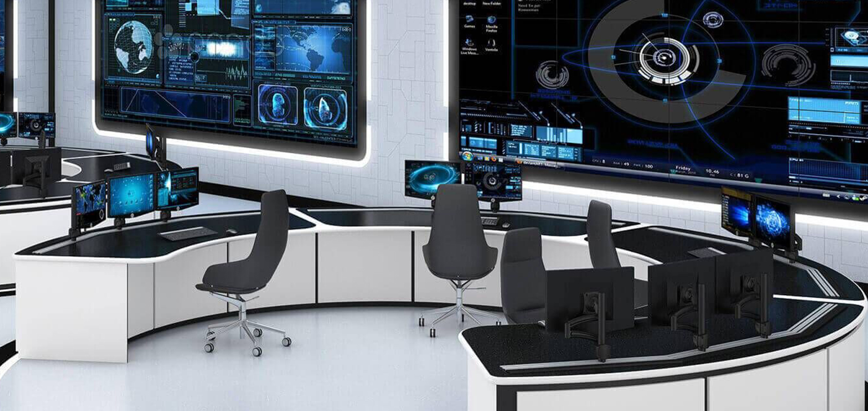 Command-&-Control-Center